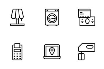 E-commerce Store Vol 4 Icon Pack