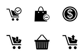 E Commerce Vector Icons   Icon Pack