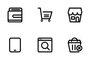 E Commerce Vol 1 Icon Pack