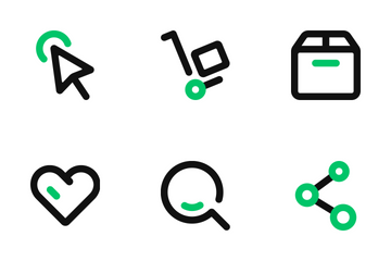 E-CONS Icons Set Icon Pack