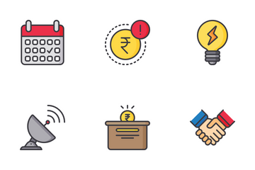 E-wallet Icon Pack