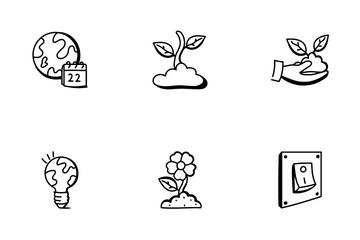 Earthday Icon Pack