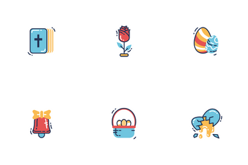 EASTER Icon Pack