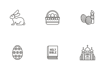 Easter Fest Icon Pack
