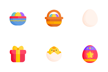 Easter Icons Icon Pack