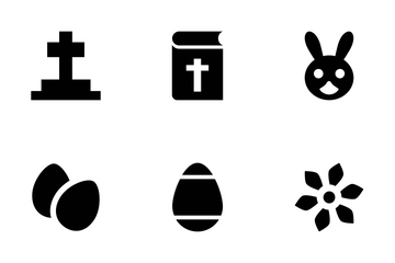 Easter Vector Icons Icon Pack