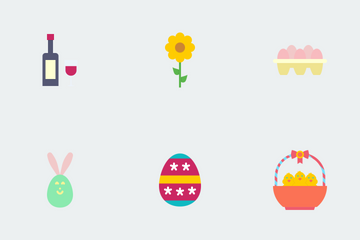 Easter Vol 02 Icon Pack