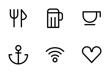 Easylines Mix 1.01 Icon Pack