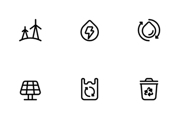 Eco Friendly Icon Pack