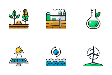 Eco-Friendly Icon Pack