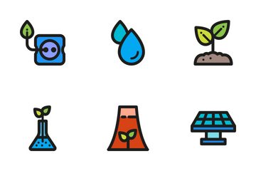 Ecology 1 Icon Pack