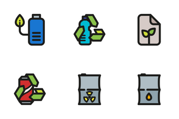 Ecology 2 Icon Pack