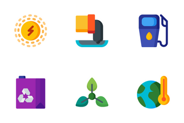 Ecology 3 Icon Pack