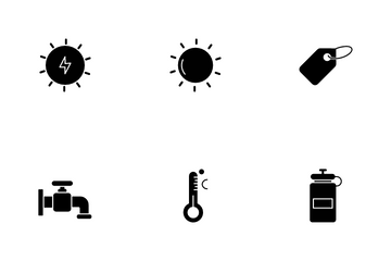 Ecology Vol 1 Icon Pack