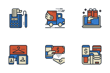 Ecommerce Icon Pack