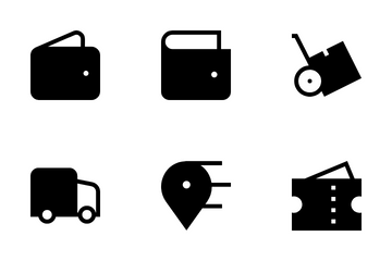 Ecommerce / Commerce Icon Pack
