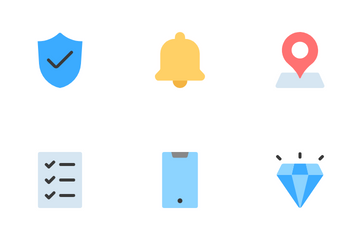Ecommerce Elements Icon Pack