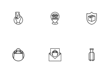 Ecommerce Vol 2 Icon Pack