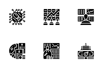 Economic Crisis Icon Pack