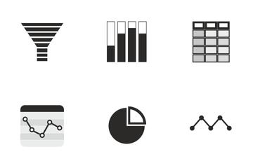 Economic Metrics Icon Pack