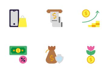 Economy Icon Pack