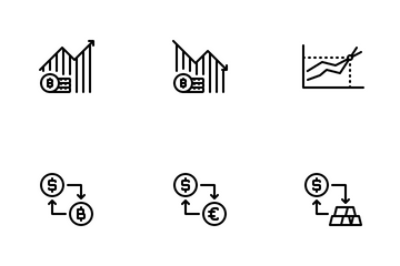 Economy And Finance 1 Icon Pack