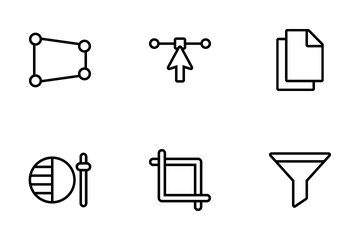 Edit Tools Icon Pack