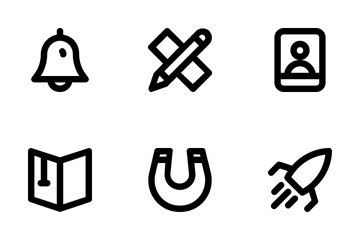 Eduaction Line Icons 4 Icon Pack