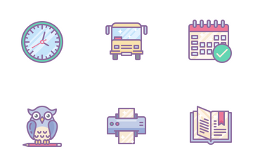 Education 01 Icon Pack