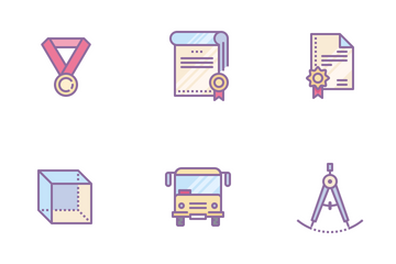 Education 02 Icon Pack