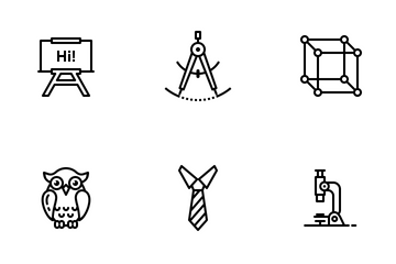 Education 03 Icon Pack