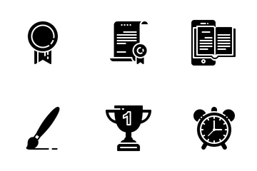 Education 04 Icon Pack