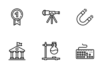 Education 05 Icon Pack