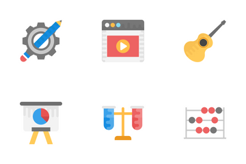 Education 1 Icon Pack