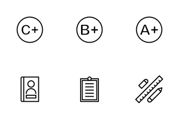 Education Icon Pack