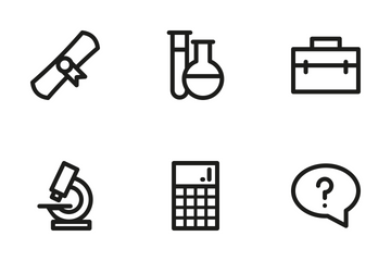 Education 2 Icon Pack