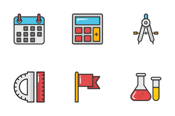 Education 3 Icon Pack