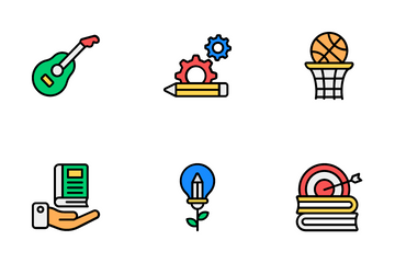 Education And Learning Icon Pack