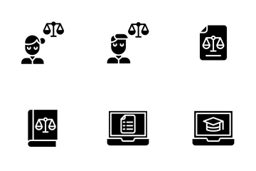 Education And School Vol 2 - Glyph Icon Pack