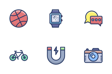 Education And Study Icon Pack