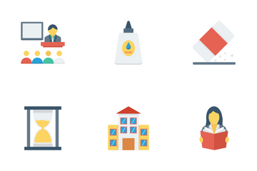 Education Icons Icon Pack