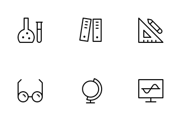 Education II Icon Pack
