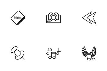 Education Line Icon Pack
