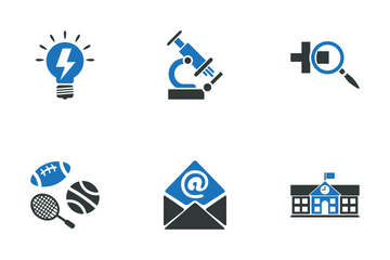 Education & Training Icon Pack