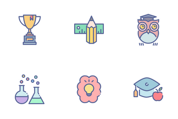Education Vol 02 Icon Pack