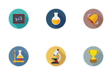 Education Vol 1  Icon Pack