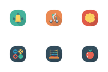 Education Vol 2 Icon Pack