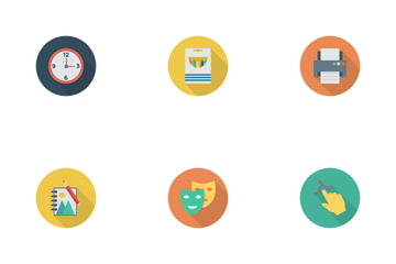 Education Vol 3 Icon Pack