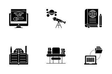 Educational Technology Icon Pack