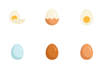 Eggs Icon Pack